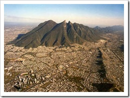 El Cerro de la Silla, símbolo de Nuevo León