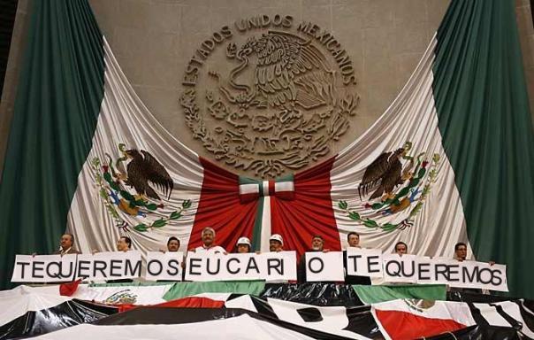 Homenaje Nacional
