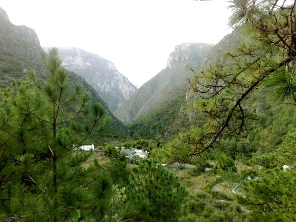 Paso de Lobos - Laguna de Sánchez